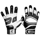 Cutters Power Control YOUTH Kids Baseball Batting Gloves (Pair), B440 NEW!
