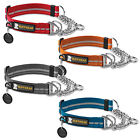 Ruffwear Chain Reaction Dog Collar Reflective Reflective Steel NEW