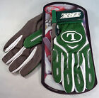 Louisville Slugger TPX Pro design YOUTH Baseball Batting Gloves Dark Green, Pair