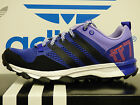 NEW ADIDAS Kanadia 7 Women's Running Shoes - Purple/Black;  B40588