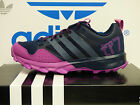 NEW ADIDAS Kanadia 7 Women's Running Shoes - Navy/Pink;  B40584