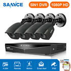 SANNCE 8CH 960H HDMI DVR 900TVL Outdoor CCTV Video Home Security Camera System