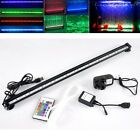 Fish Tank Lights Lamp Air Stone Led Aquarium Multi-Colour Changing RGB 5050 SMD