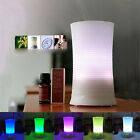 Multicolor Changing 100ML Aromatherapy Humidifier Moistener Atomization Diffuser