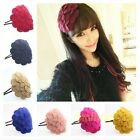 2015 Hot Women's Hair Accessory Big Flower Hair Band Hoop Headband Girl Gift