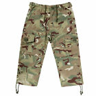 Kids Army MTP Camouflage Combat Trousers - Multi Terrain Camo Ages 3 - 13 Years