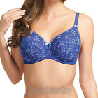 Fantasie Lingerie Salsa Balcony Bra Electric Blue 2761 D-G cup NEW Select Size