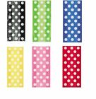POLKA DOTS Cello Cellophane Bags - Treat Sweet Loot Goody Spotty Party Bags
