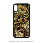 Lizards Case, For iPhone X 8 7 6 6S Plus 5 5C SE, Galaxy S8 S7 S6  S5 lacertilia