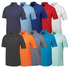 2015 Rickie Fowler PUMA Tech Golf Polo Shirt w/ Moisture Wicking Body Fabric