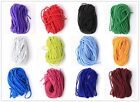 10m  Various colors clear Elastic Cord & bungee cord For Craft fashion diy 2.5mm