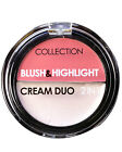 Collection 2000 Cream Duo 2 In 1 Blush & Highlight