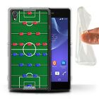 STUFF4 Gel/TPU Case/Cover for Sony Xperia Z2/Games