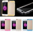 """Sparkle Transparent Crystal Soft TPU Case Skin Cover For iPhone 6 4.7"""" Plus 5.5"""""""