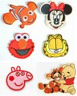 TV MOVIE CHARACTER Iron On Transfer Fabric Embroidered Patch Applique Kids Craft
