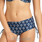Fantasie Istanbul Adjustable Leg Bikini Short/Bottoms Navy 5946 NEW Select Size