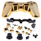 New Wireless Handle Controller Full Housing Shell Case for Sony PS3 w/ Bottons