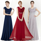 US Elegant Long Prom Dresses Evening Formal Party Ball Gown 09989 Ever Pretty