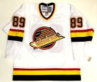 ALEXANDER MOGILNY VANCOUVER CANUCKS CCM VINTAGE JERSEY NEW WITH TAGS