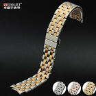 20mm smooth 316L stianless steel unisex's watch band for brand watch