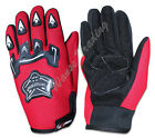 Motorcycle Bicycle Racing Pro-Biker Parts Sport Wolf Protect Gloves