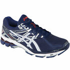 ASICS Men's GT-1000 3 Road Running Shoes, Midnight/White