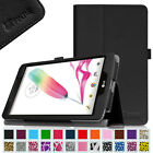 Folio Premium PU Leather Case Cover for LG G Pad F 8.0 AT&T V495/T-Mobile V496