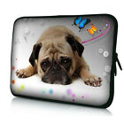 """Puggy 15"""" Laptop Bag Sleeve Case Pouch For 15.6"""" DELL XPS 15,DELL Inspiron 15"""
