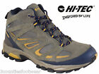 MENS WALKING BOOTS HI TEC  WATERPOOF HIKING BOOTS SIZE 7 8 9 10 11 12 13