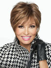 Cover Girl Raquel Welch Wig (10% Instant Rebate) Short Monofilament Top Lace Fro