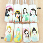 3D Fashion Fresh Young Girls Water Transfer Nail Art Decoration Stickers Tip C#