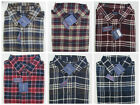 Big Tall Flannel Shirt Mens Size 2X 3X 4X 2XLT Nwt Croft Barrow Western New