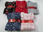 Pajamas Set Womens Size 3X Plus Nwt Croft Barrow