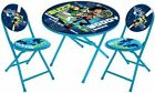 Disney and Nickelodeon Character Kids Table and 2 Chairs Set