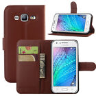For Samsung Galaxy J5 Fashion Flip Magnetic Stand Cover Case