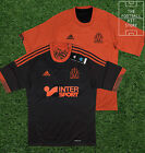 Marseille Away Shirt - Official Adidas 2 in 1 Reversible Football Shirt