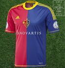 FC Basel Home Shirt - Official Adidas Football Shirt - All Sizes
