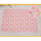 2015 Changing Pads Mat Cover Skin Burp Baby Infant Kid Breathable Waterproof Pad