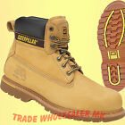 caterpillar honey boots