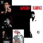 """Scarface Al Pacino Plush Mink Blanket Collection Queen Size 79""""x95"""""""