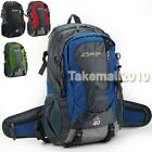 Men women outdoor travel backpack hiking Camping sport waterproof laptop 40L