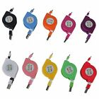 100cm Retractable USB Data Sync Charging Charger Cable For iPhone 5 5S 5C 6 5.5'