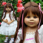Masterpiece Happy Birthday Kate Brunette,Monika Levenig Vinyl, Ball-jointed Doll