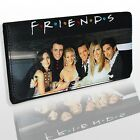NEW Women's Cast of Friends Checkbook Wallet with sparkle~Popular TV Series Hit