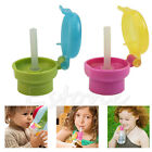 Universal Baby Kid Child Infant Toddler Feeding Drinking Straw Tube Bottle Cap