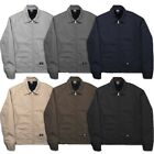 DICKIES - MEN'S LINED EISENHOWER JACKET - Size S, M, L, XL, 2XL, 3XL, jt15, tj15