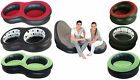 BLOW UP SEAT INFLATABLE CHAIR SINGLE & DOUBLE SOFA GAMING POD CAMPING FESTIVAL