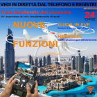 Drone SYMA X5SW FPV HEADLESS visione su smartphone ORIGINALE* WiFi foto video HD