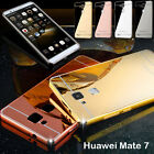 Cool Bling Electroplate Aluminum Mirror Metal Case Cover for Huawei Ascend Mate7