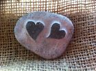 Love pebbles, Various Designs, Carved by hand, unique, wedding anniversary gift